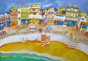 st-ives-harbour-poster